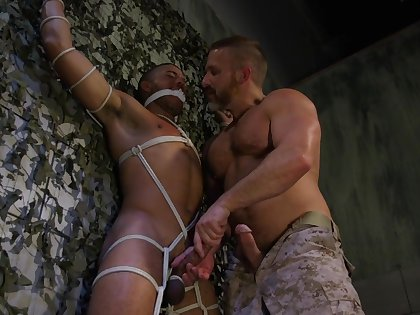 Army dudes fire up the passion left in them after days in service
