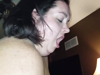 NEBBW Sucks Dick & Squirts All Unrestraint Cock Pt3 - TacAmateurs