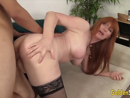 Older Women Getting Pummeled From Behind Compilation
